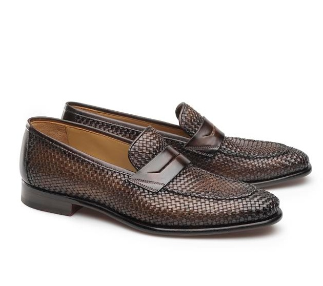 Penny Loafers - Newton 9630B